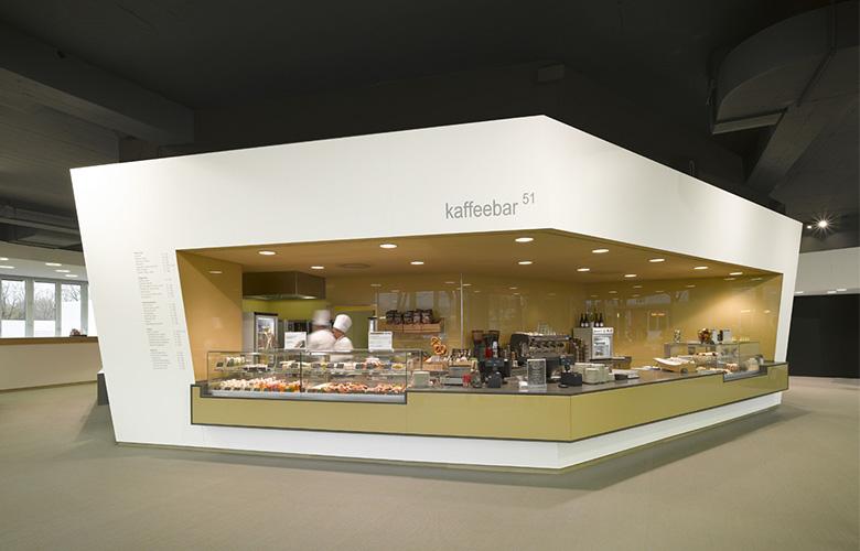 Kaffebar im Siemens FoodCourt