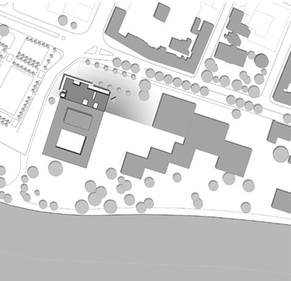 Kulturmeile Saar Architektenwettbewerb HFM Saar und Moderne Galerie Saarlandmuseum